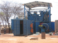 gold and silver recovery plant consulmet